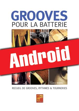 Grooves pour la batterie (Android)