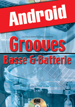 Grooves basse & batterie (Android)