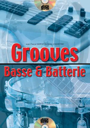 Grooves basse & batterie
