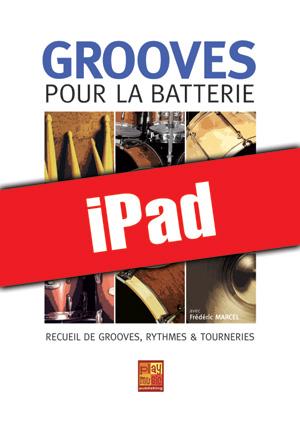 Grooves pour la batterie (iPad)