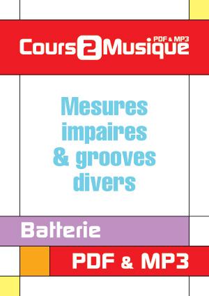 Mesures impaires & grooves divers