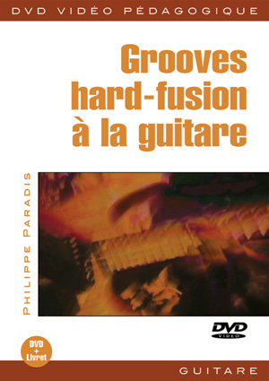 Grooves hard-fusion à la guitare