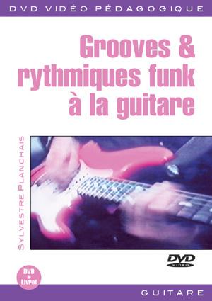 Grooves & rythmiques funk à la guitare