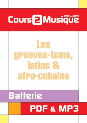 Les grooves-toms, latins & afro-cubains