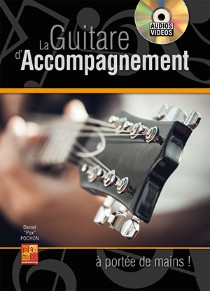 La guitare d'accompagnement… à portée de mains !