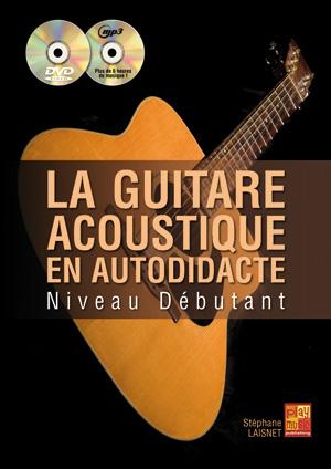 La guitare acoustique en autodidacte - Débutant
