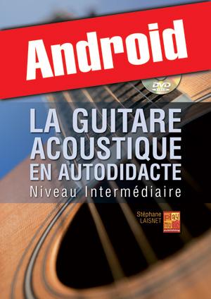 La guitare acoustique en autodidacte - Intermédiaire (Android)