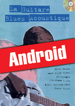 La guitare blues acoustique (Android)