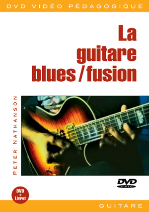 La guitare blues/fusion