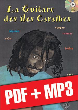 La guitare des îles Caraïbes (pdf + mp3)