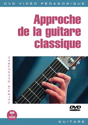 Approche de la guitare classique