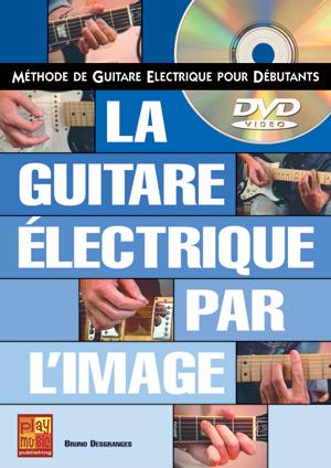 La guitare électrique par l'image
