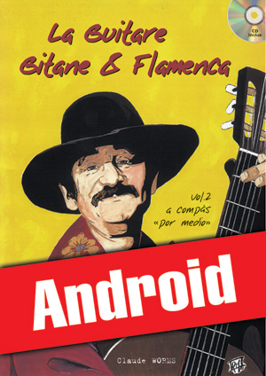 La guitare gitane & flamenca - Volume 2 (Android)