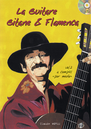 La guitare gitane & flamenca - Volume 2