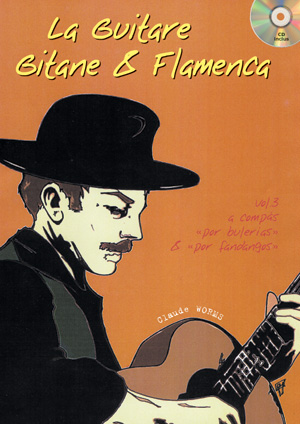 La guitare gitane & flamenca - Volume 3