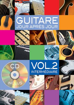 La guitare jour après jour - Volume 2