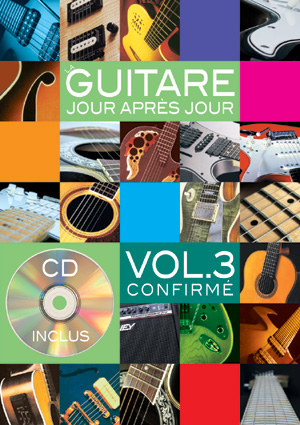 La guitare jour après jour - Volume 3