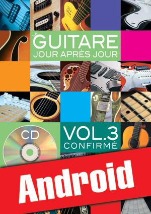 La guitare jour après jour - Volume 3 (Android)