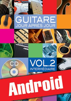 La guitare jour après jour - Volume 2 (Android)