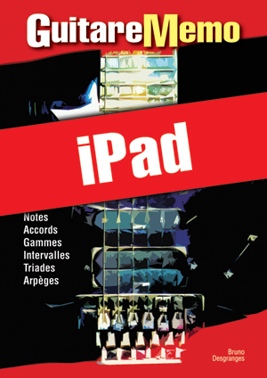 Guitare Memo (iPad)