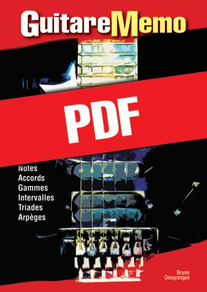 Guitare Memo (pdf)