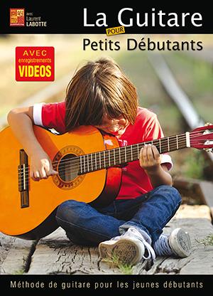 La guitare pour petits débutants