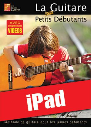La guitare pour petits débutants (iPad)