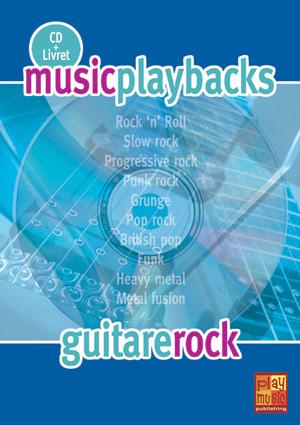 Music Playbacks - Guitare rock