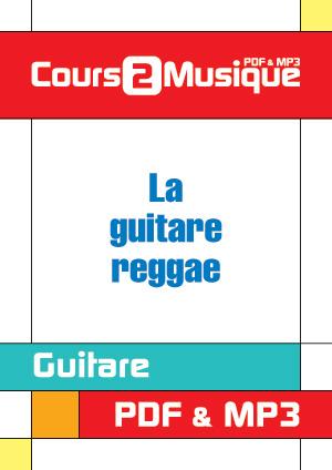 La guitare reggae