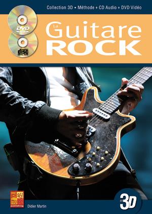 La guitare rock en 3D