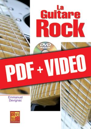 La guitare rock (pdf + vidéos)