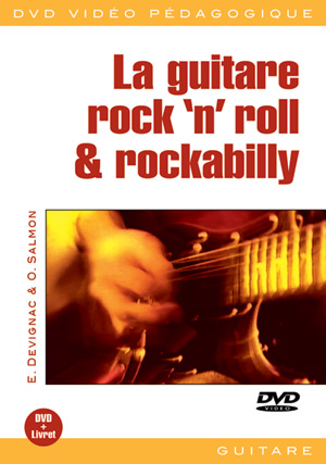 La guitare rock'n'roll & rockabilly
