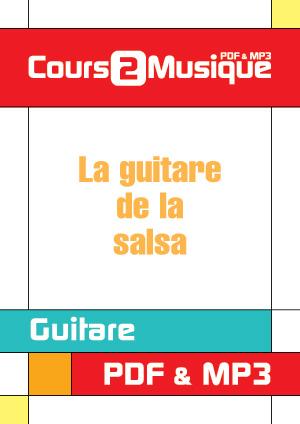 La guitare de la salsa