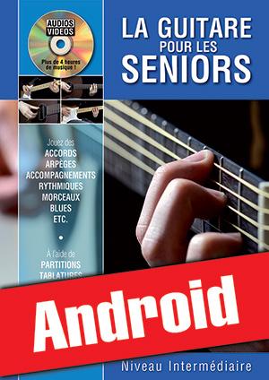 La guitare pour les seniors - Niveau intermédiaire (Android)