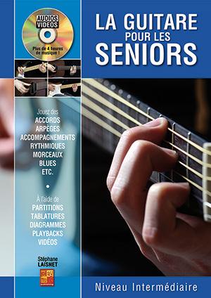 La guitare pour les seniors - Niveau intermédiaire