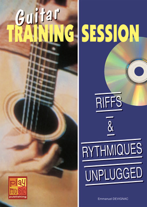 Guitar Training Session - Riffs & rythmiques unplugged