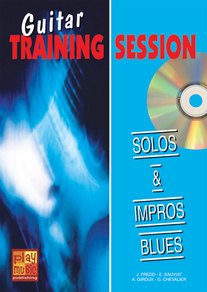 Guitar Training Session - Solos & impros blues