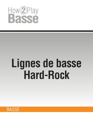 Lignes de basse Hard-Rock