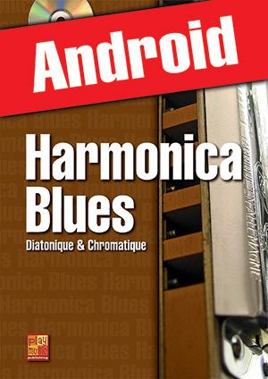 Harmonica blues - Diatonique & chromatique (Android)