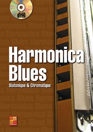 Harmonica blues - Diatonique & chromatique