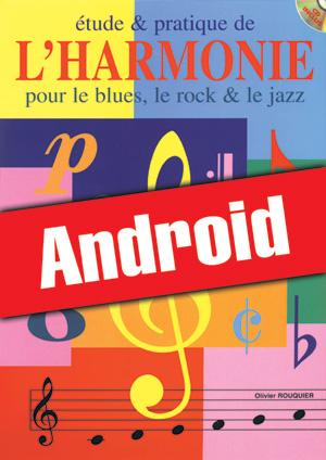 Etude & pratique de l'harmonie - Guitare (Android)