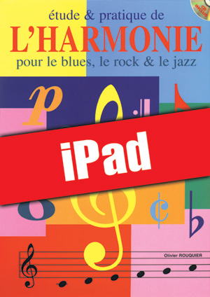 Etude & pratique de l'harmonie - Guitare (iPad)