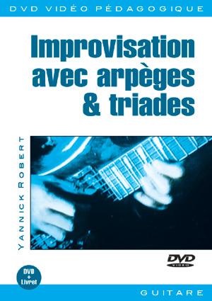 Improvisation avec arpèges & triades