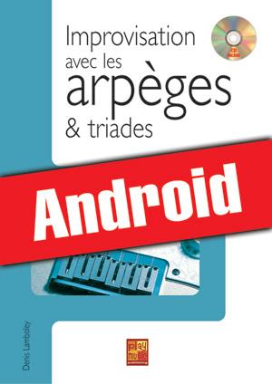 Improvisation avec les arpèges et triades (Android)