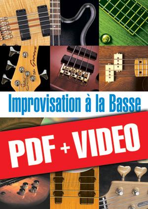 Improvisation à la basse (pdf + vidéos)