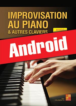Improvisation au piano et autres claviers (Android)