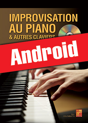Improvisation au clavier (Android)