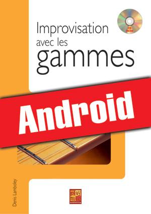 Improvisation avec les gammes (Android)