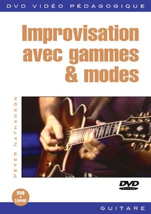 Improvisation avec gammes & modes