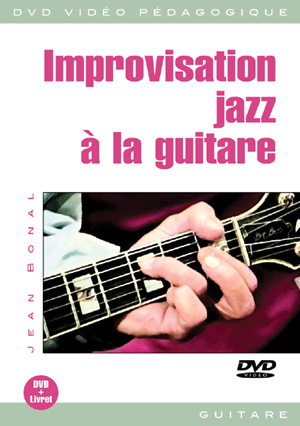 Improvisation jazz à la guitare